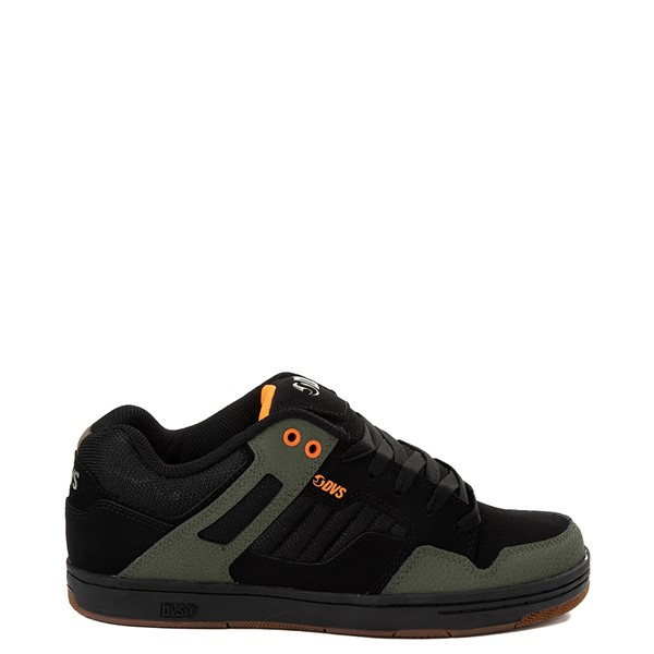 Mens DVS Enduro 125 Skate Shoe - Black / Olive