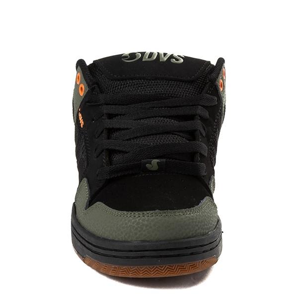 alternate view Mens DVS Enduro 125 Skate Shoe - Black / OliveALT4