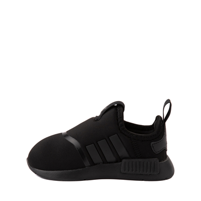 Alternate view of adidas NMD 360 Slip On Athletic Shoe - Baby / Toddler - Black Monochrome
