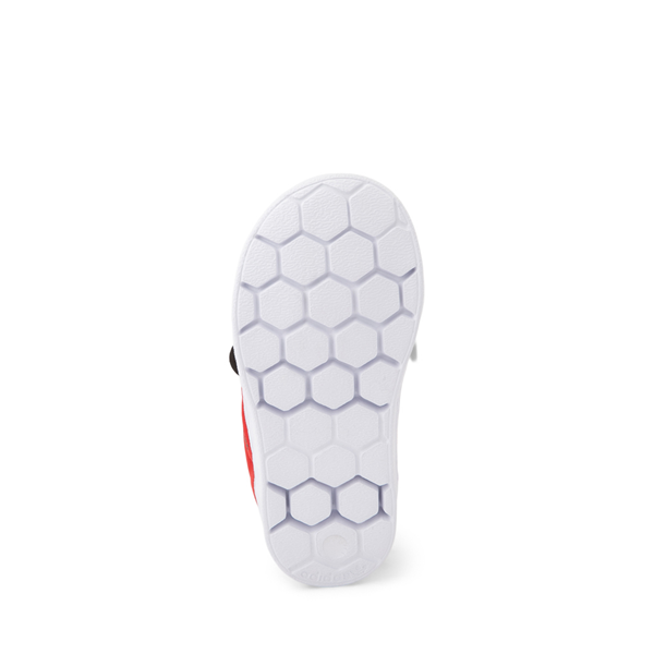 alternate view adidas x Disney Superstar 360 Minnie Mouse Slip On Athletic Shoe - Baby / Toddler - RedALT3