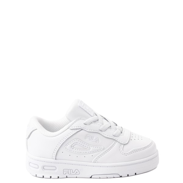 Main view of Fila LNX 100 Athletic Shoe - Baby / Toddler - White Monochrome