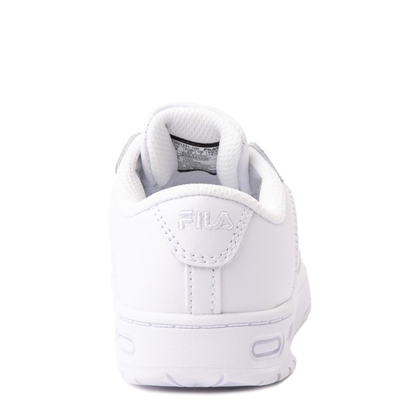 alternate view Fila LNX 100 Athletic Shoe - Baby / Toddler - White MonochromeALT4