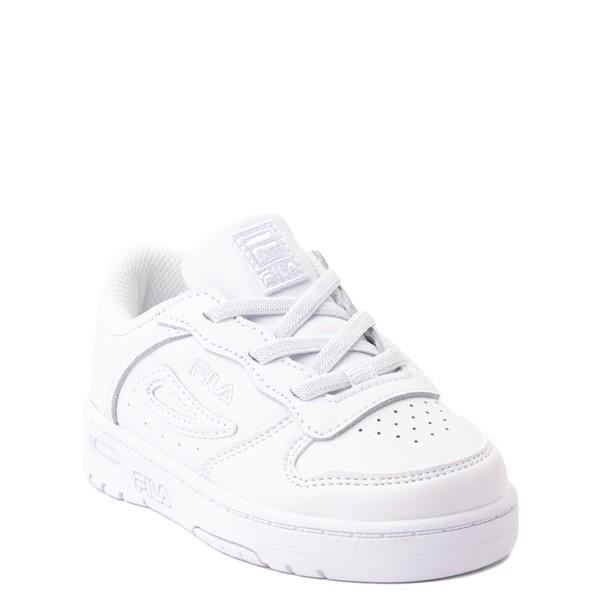 alternate view Fila LNX 100 Athletic Shoe - Baby / Toddler - White MonochromeALT5