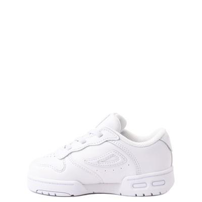Alternate view of Fila LNX 100 Athletic Shoe - Baby / Toddler - White Monochrome