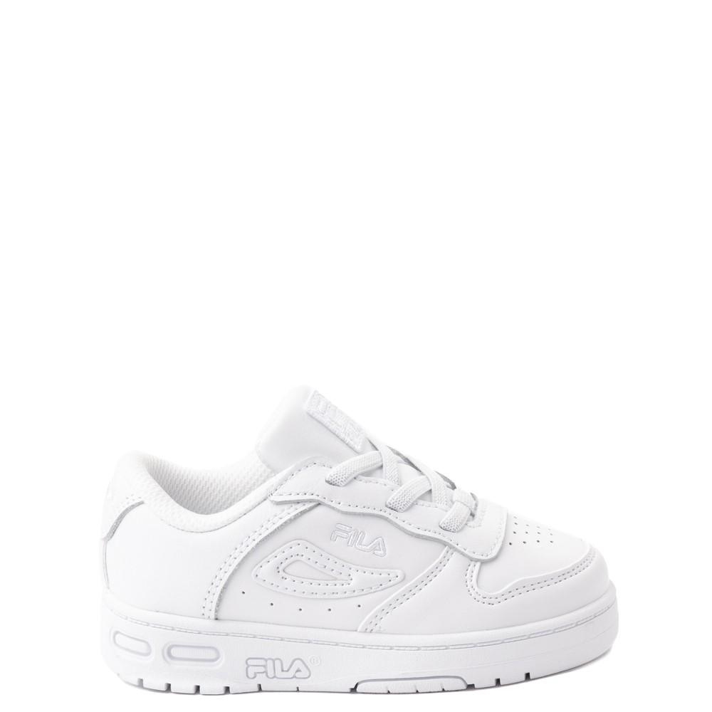 Fila LNX 100 Athletic Shoe - Baby / Toddler - White Monochrome