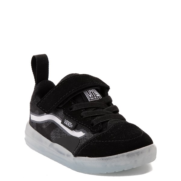 alternate view Vans EVDNT Ultimate Waffle V Skate Shoe - Baby / Toddler - BlackALT5