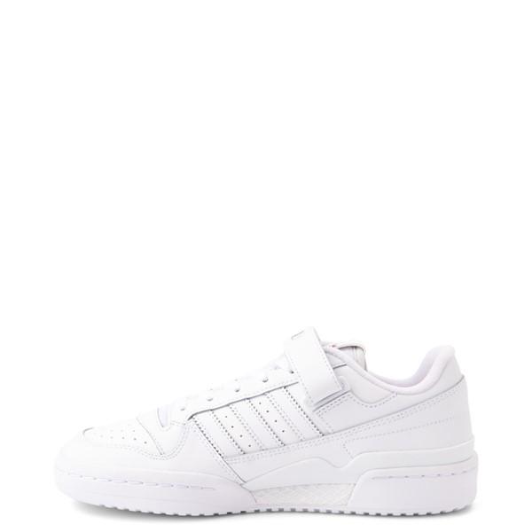 alternate view Womens adidas Forum Low Athletic Shoe - WhiteALT1
