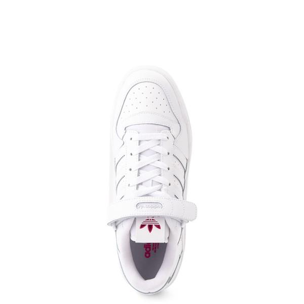 alternate view Womens adidas Forum Low Athletic Shoe - WhiteALT2