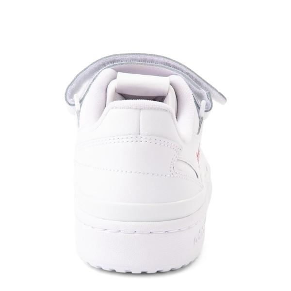 alternate view Womens adidas Forum Low Athletic Shoe - WhiteALT4