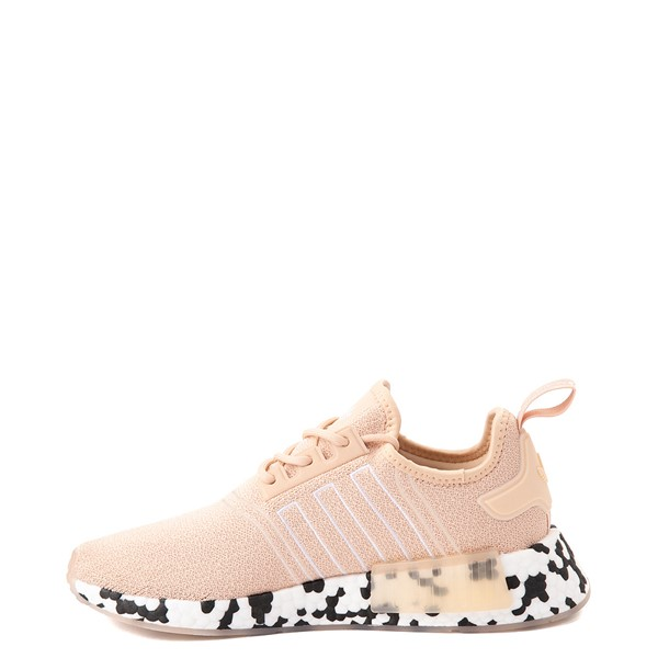 alternate view Womens adidas NMD R1 Speckle Athletic Shoe - Halo PinkALT1