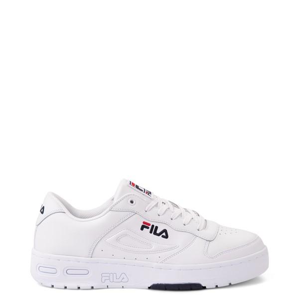 Mens Fila LNX 100 Athletic Shoe - White / Navy / Red