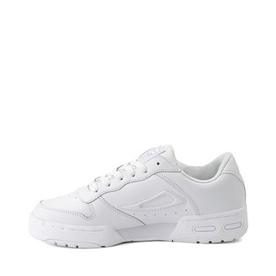 Alternate view of Womens Fila LNX 100 Athletic Shoe - White Monochrome