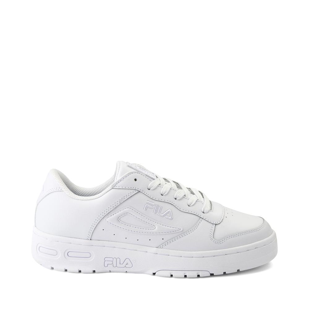 Womens Fila LNX 100 Athletic Shoe - White Monochrome