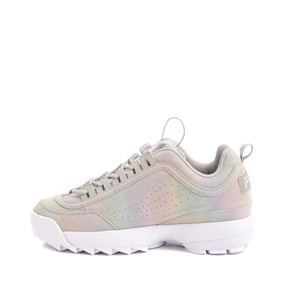 Alternate view of Womens Fila Disruptor Athletic Shoe - Prism Gray