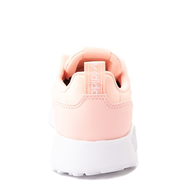 alternate view adidas Multix Athletic Shoe - Little Kid - CoralALT4