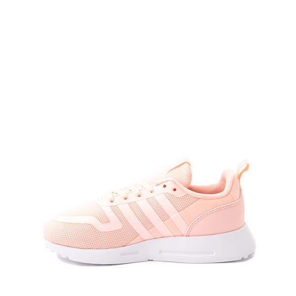 alternate view adidas Multix Athletic Shoe - Big Kid - CoralALT1
