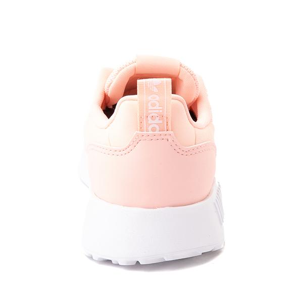 alternate view adidas Multix Athletic Shoe - Big Kid - CoralALT4