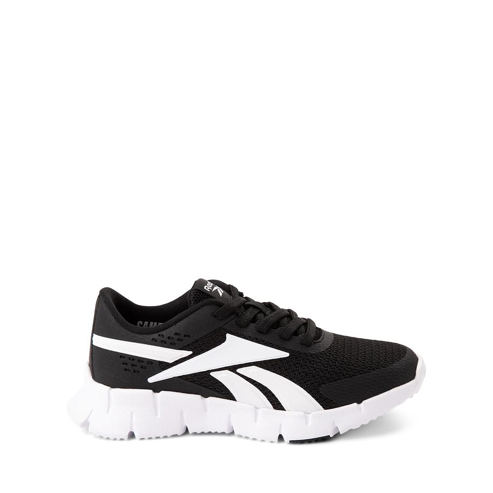 Reebok Zig Dynamica Athletic Shoe - Big Kid - Black