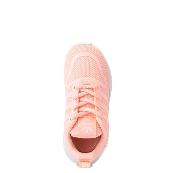alternate view adidas Multix Athletic Shoe - Baby / Toddler - CoralALT2