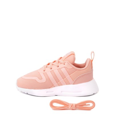 Alternate view of adidas Multix Athletic Shoe - Baby / Toddler - Coral