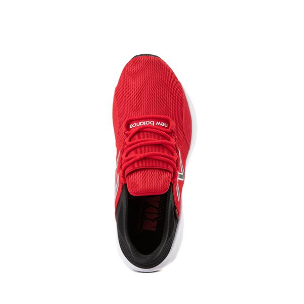 alternate view New Balance Fresh Foam Roav Athletic Shoe - Little Kid - RedALT2