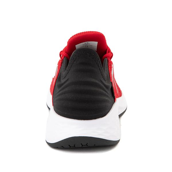 alternate view New Balance Fresh Foam Roav Athletic Shoe - Big Kid - RedALT4