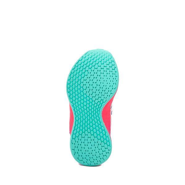 alternate view New Balance Fresh Foam Roav Slip On Athletic Shoe - Baby / Toddler - Gray / MulticolorALT3
