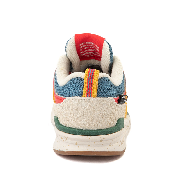 alternate view New Balance 997H Athletic Shoe - Baby / Toddler - Yellow / MulticolorALT4