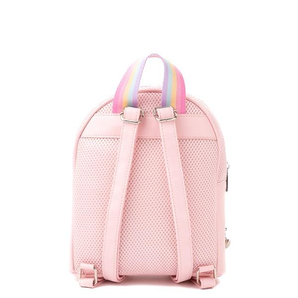 alternate view Rainbow Mini Backpack - PinkALT2