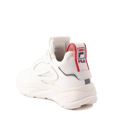 Alternate view of Fila Amore Athletic Shoe - Little Kid - Gardenia