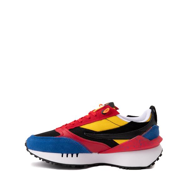 alternate view Fila Renno Next Generation Athletic Shoe - Big Kid - MulticolorALT1