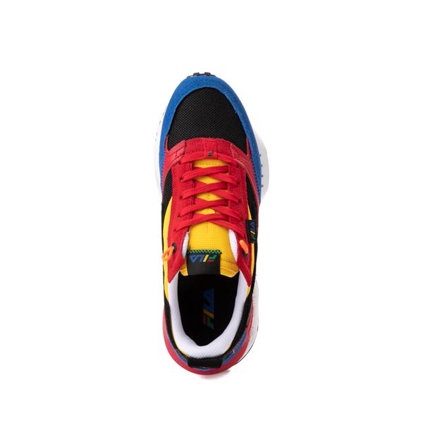 alternate view Fila Renno Next Generation Athletic Shoe - Big Kid - MulticolorALT2