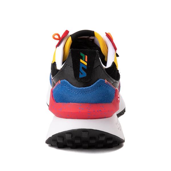 alternate view Fila Renno Next Generation Athletic Shoe - Big Kid - MulticolorALT4