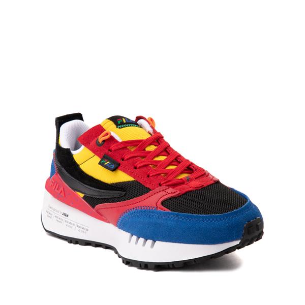 alternate view Fila Renno Next Generation Athletic Shoe - Big Kid - MulticolorALT5