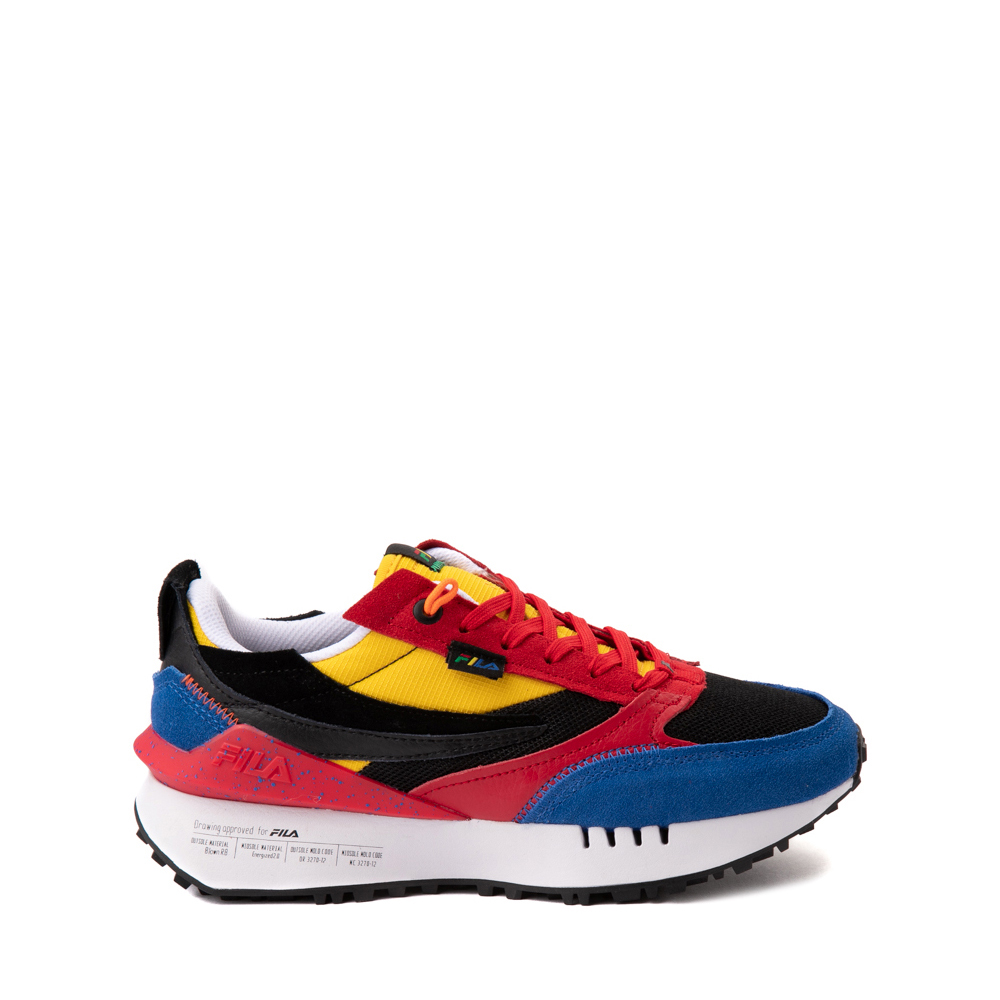Fila Renno Next Generation Athletic Shoe - Big Kid - Multicolor