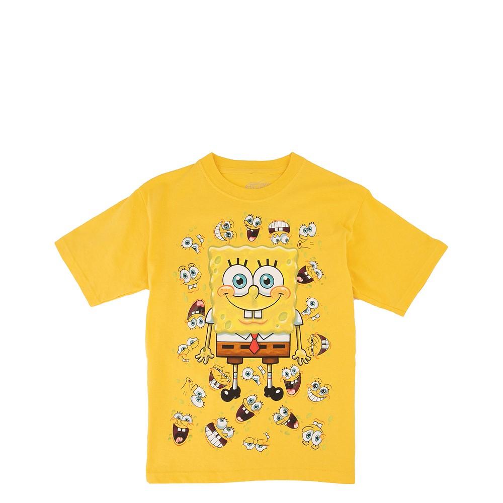 SpongeBob SquarePants™ Tee - Little Kid / Big Kid - Yellow