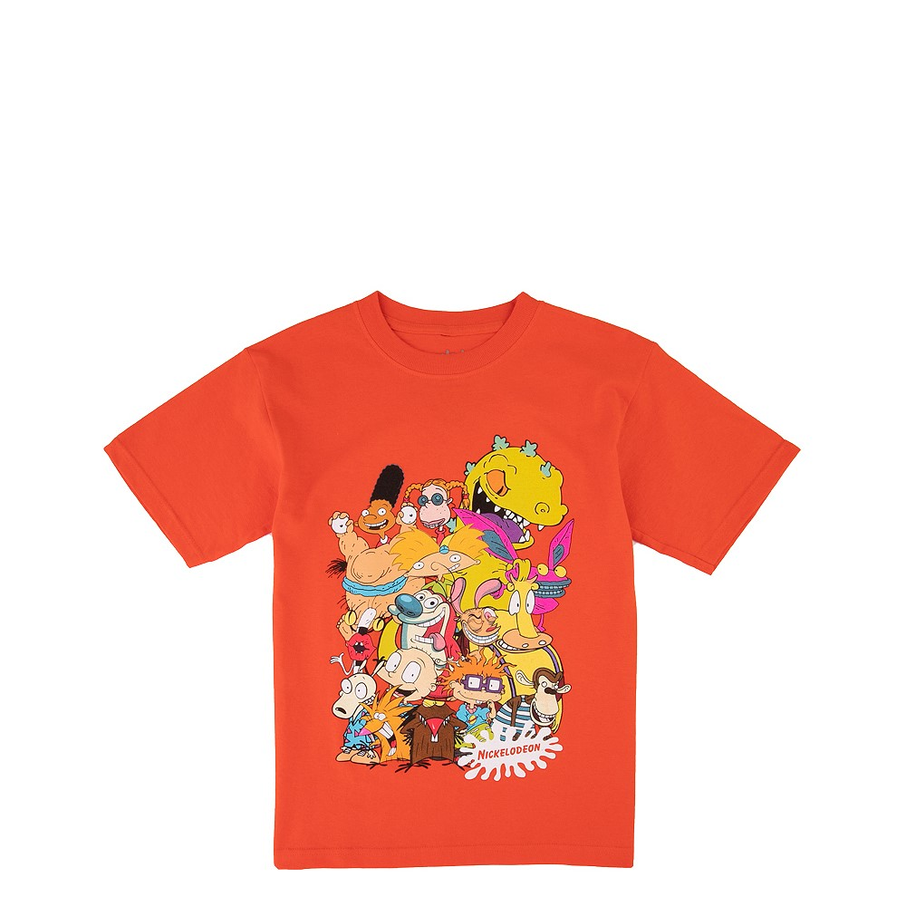 Nickelodeon '90s Tee - Little Kid / Big Kid - Orange