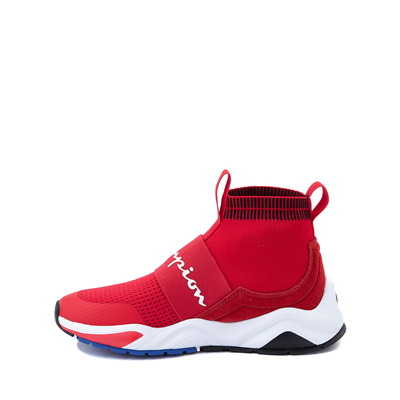 Alternate view of Champion Rally Pro Athletic Shoe - Big Kid - Red