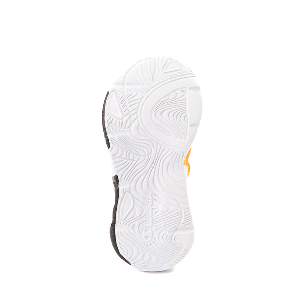 alternate view Champion Hyper C Speed Athletic Shoe - Baby / Toddler - White / MulticolorALT3