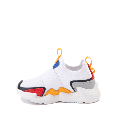 Alternate view of Champion Hyper C Speed Athletic Shoe - Baby / Toddler - White / Multicolor