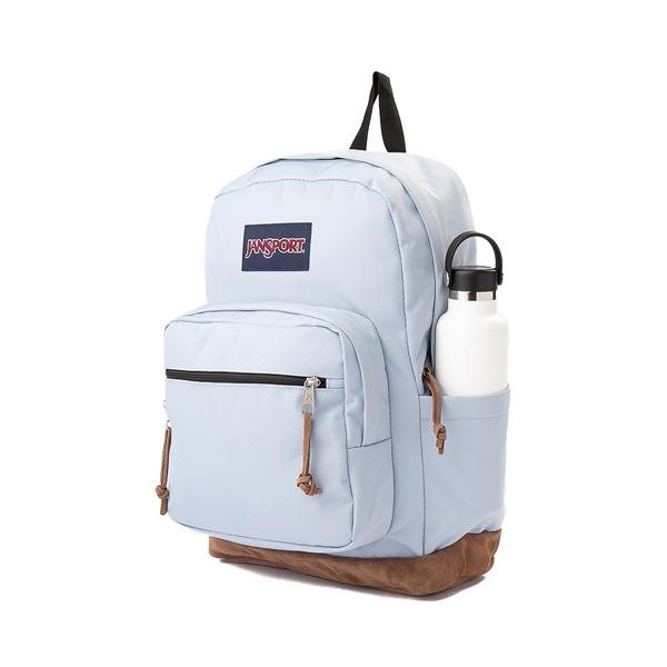 alternate view JanSport Right Pack Backpack - Blue DuskALT4