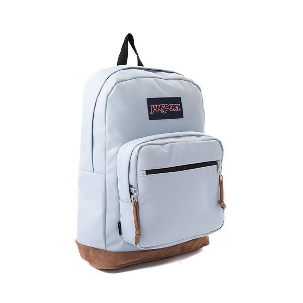 alternate view JanSport Right Pack Backpack - Blue DuskALT4B