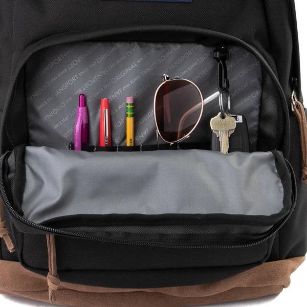 alternate view JanSport Right Pack Backpack - BlackALT3B