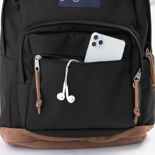 alternate view JanSport Right Pack Backpack - BlackALT3C