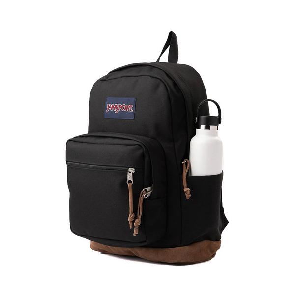 alternate view JanSport Right Pack Backpack - BlackALT4