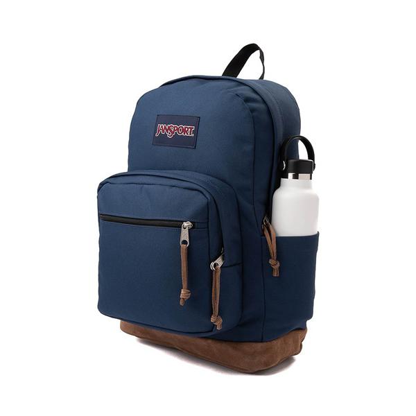 alternate view JanSport Right Pack Backpack - NavyALT4