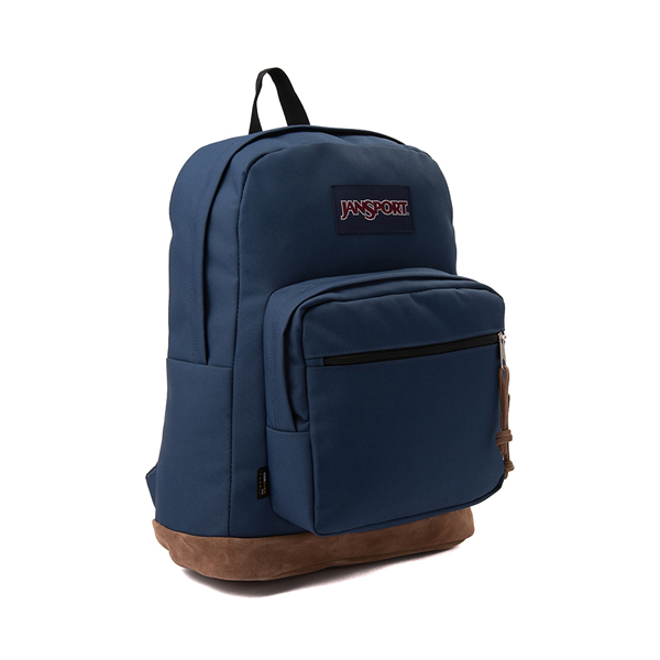 alternate view JanSport Right Pack Backpack - NavyALT4B