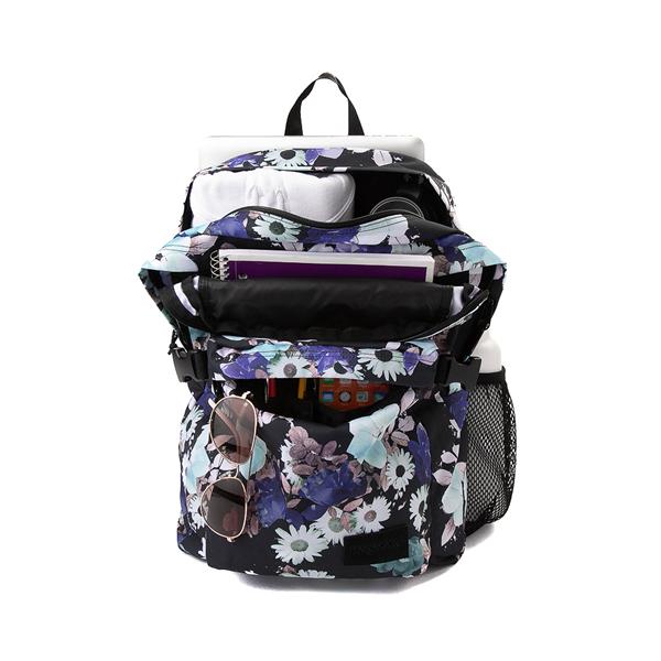 alternate view JanSport Main Campus Backpack - Focal FloralALT1