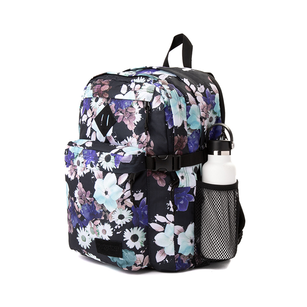 alternate view JanSport Main Campus Backpack - Focal FloralALT4