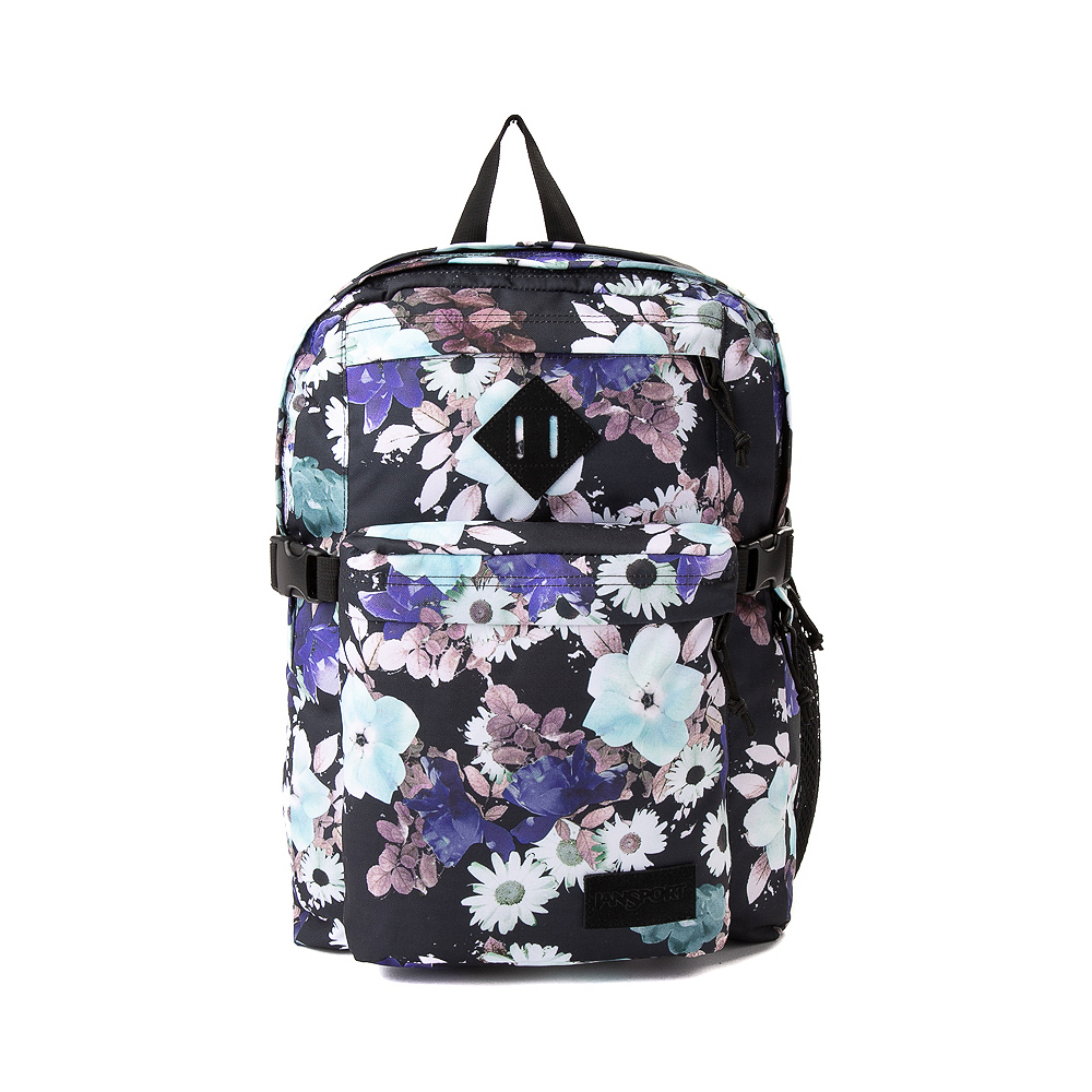 JanSport Main Campus Backpack - Focal Floral